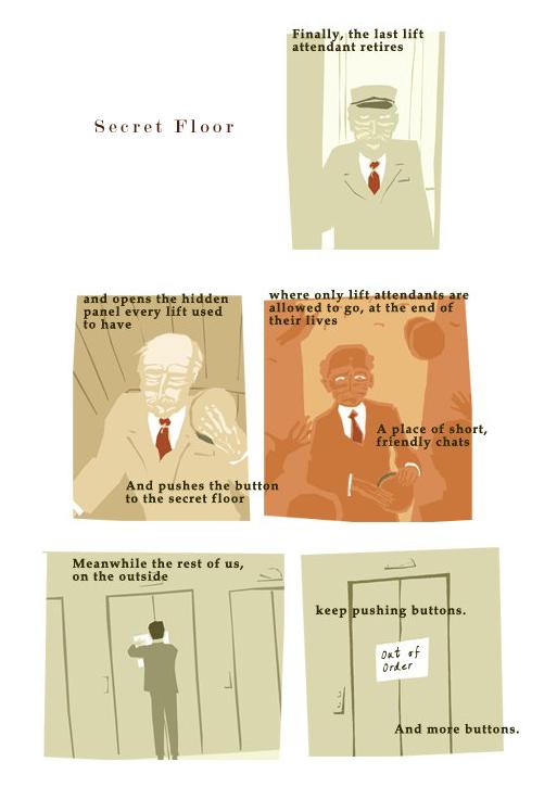 Secret Floor